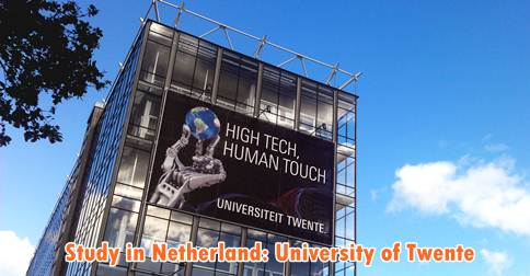 masters of science scholarships-university of twente-netherlands