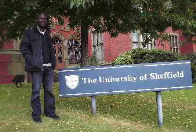 postgraduate scholarships for west african student in UK