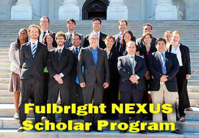 fulbright nexus scholarship for US - Latin America researchers