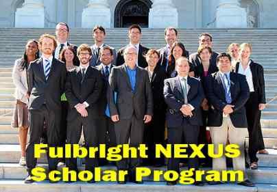 fulbright nexus scholarship for US - Latin America researchers