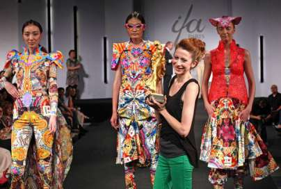 undergraduate scholarships fashion design-IFA Paris