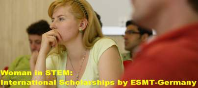 scholarships for women in engineering-technology to study in Germany