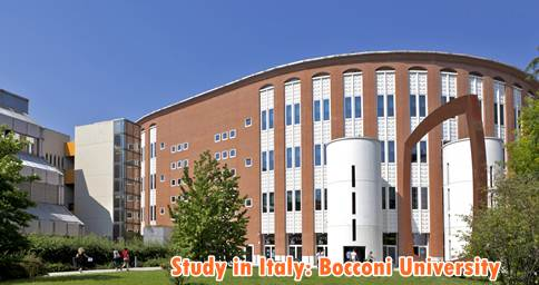 Bocconi Scholarships for International Students-study in Italy