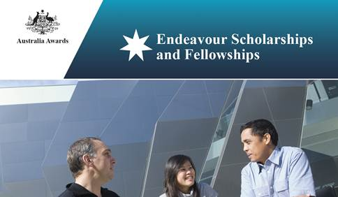 Endeavour scholarships and fellowships-study in Australia-government